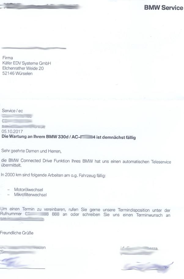 BMW und Digitalisierung: Eine Never Ending Story...