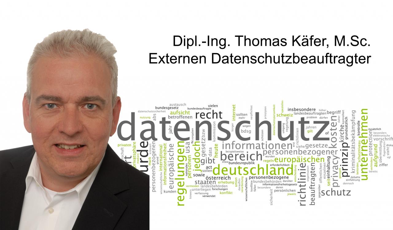 Unterstützung beim Betrieblichen Datenschutz und EU-Datenschutzgrundverordnung